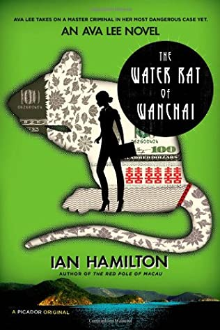 book cover of The Water Rat of Wanchai
