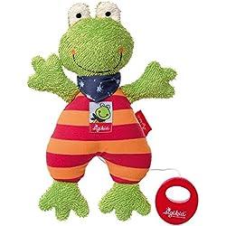 Sigikid Sigikid38680 27 x 15 x 6 cm Flounder Frog Musical Toy