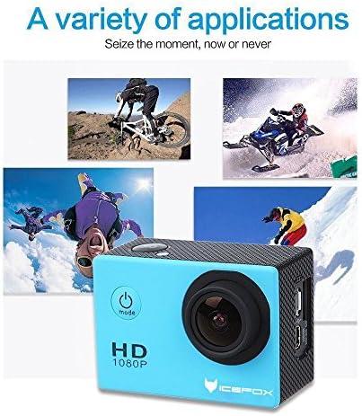 Icefox Fhd Unterwasser Action Kamera 12mp 1080p Elektronik
