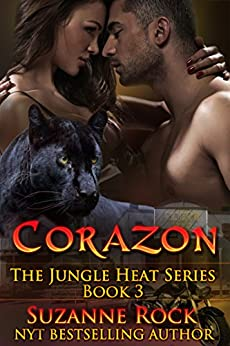Corazon (Jungle Heat Series Book 3) by [Rock, Suzanne]
