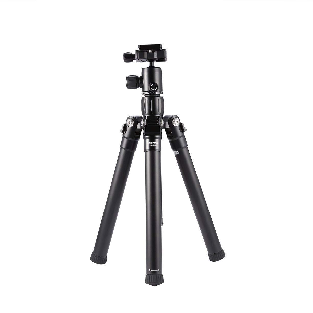 プロ一眼レフカメラMF15 5セクション反射一脚軽量ハンディ三脚Selfieスティックブラケットアクセサリー   B07RWHYMQR