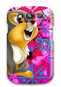 Hot Fashion GkglzGV8533NxWMu Design Case Cover For Galaxy S3 Protective Case (disney)