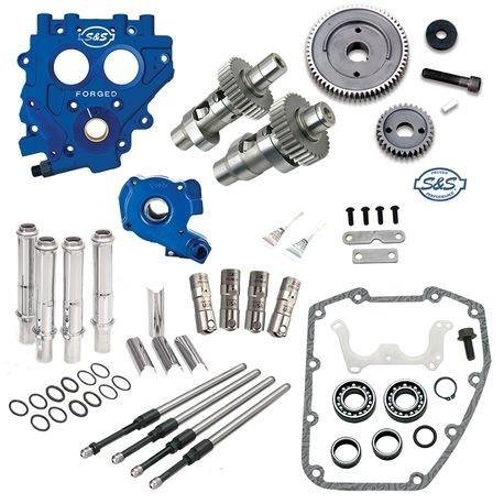 Cam Harley Support Plate (S&S Cycle 310-0812 551GE Cam Chest Gear Drive Kit)