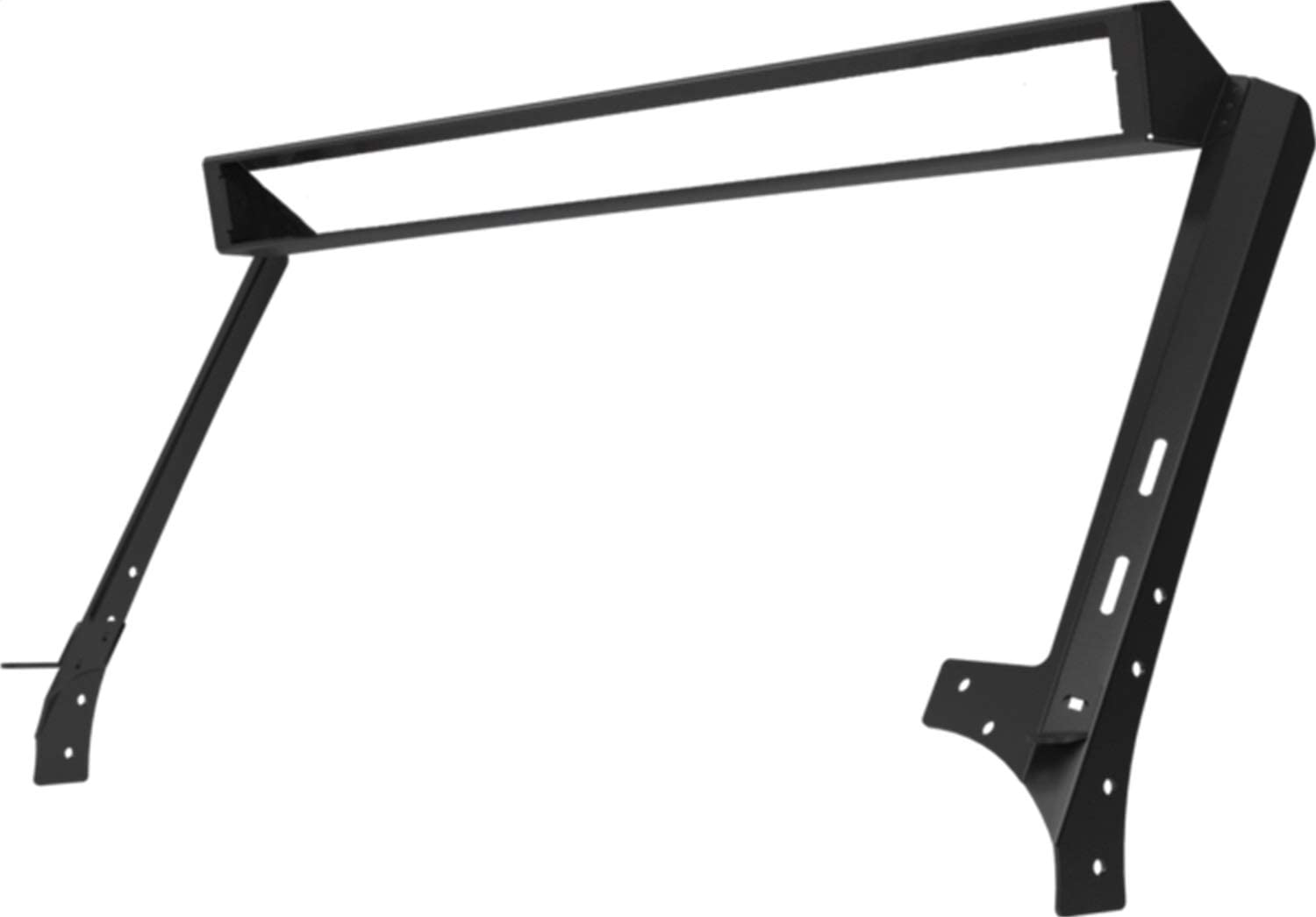 WLF Go Rhino 731500T Black Windshield Light Mount Frame