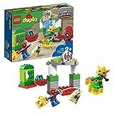 LEGO DUPLO 10893 Marvel Super Hero Adventures Spider-Man vs Electro Building Set, Fun Construction Toy for Kids