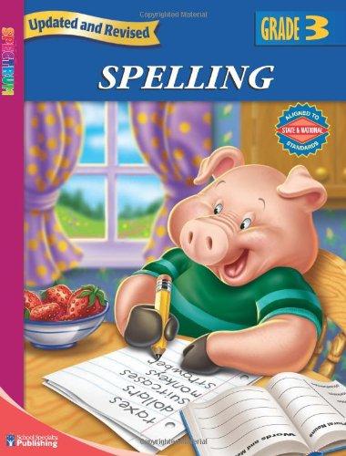 Download Spectrum Spelling, Grade 3 pdf epub