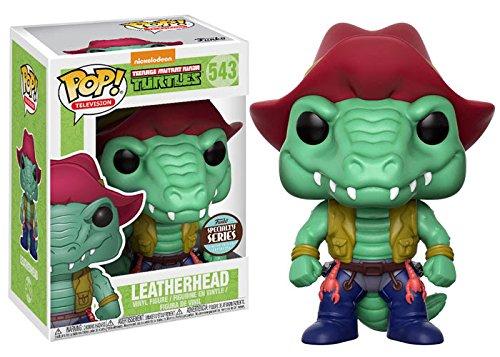 Funko POP! Teenage Mutant Ninja Turtles - Leatherhead (Specialty Series Exclusive) - Exclusive Turtle