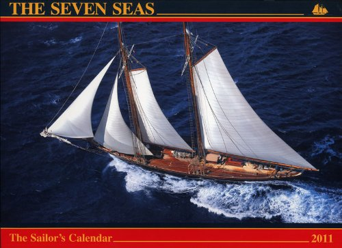 The Seven Seas Calendar 2011 ebook