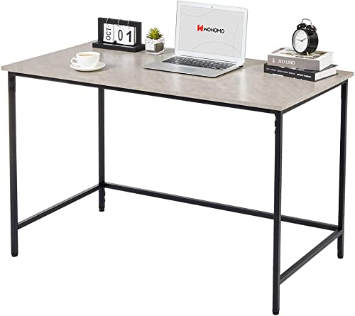 WOHOMO Computer Desk 47 Simple Modern Style Home Office Desk