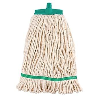 Kentucky Mop Head Green. 16oz cotton.