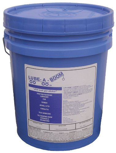 LUBE-A-BOOM Grease - 35lb Pail - 5 Gallons by LUBE-A-BOOM