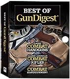 Best Of Gun Digest: (3-Book) Box Set: Classic Combat Handguns, Classic American Combat Rifles, Combat Handgunnery