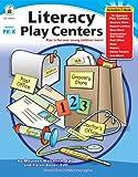 Literacy Play Centers, Grades Pk - K, Maureen Walcavich and Karen Bauer, 1594417849