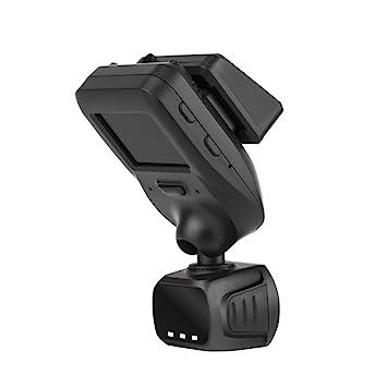 KKmoon DVR Coche Dash Cam Cámara Lente 330° Rotable + GPS + Cámara de Visión Trasera: Amazon.es: Coche y moto