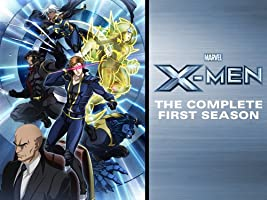 X-Men Anime Series - Season 1