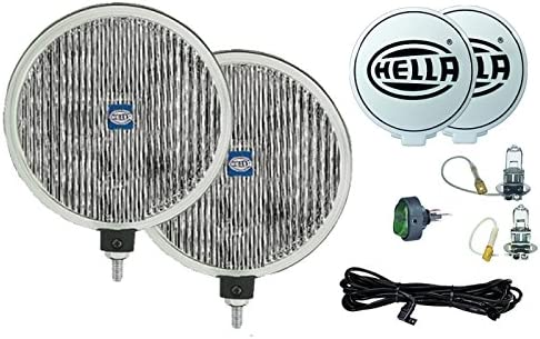 HELLA 005750971 500 Series Fog Lamp Kit