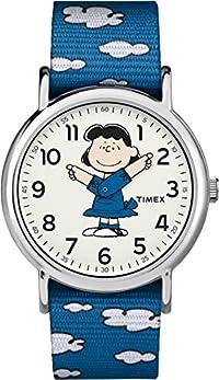 Timex Men's Quartz Watch with Textile Strap