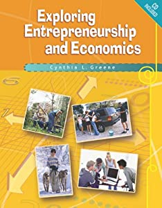 Exploring Entrepreneurship and Economics (with CD-ROM) (Middle School Solutions) from Cengage Learning