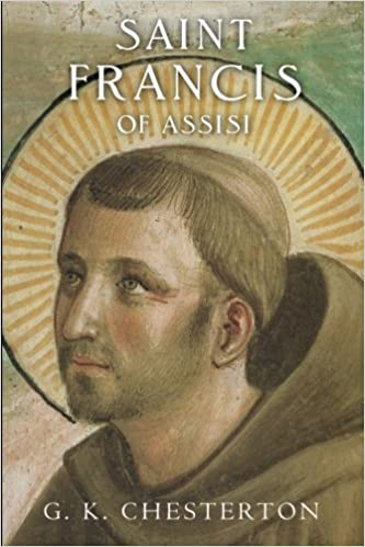 Free to download audiobooks for mp3 Saint Francis of Assisi (Dutch Edition) PDF by G. K. Chesterton 1450567169
