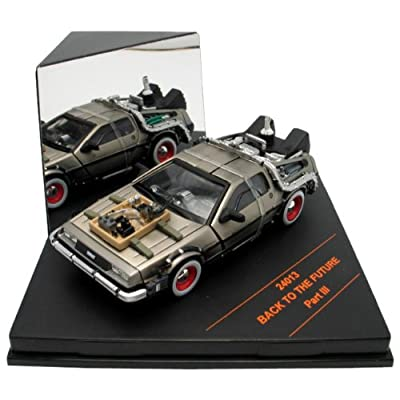 BACK TO THE FUTURE III 1:43 DIE-CAST by Sunstar: Toys & Games