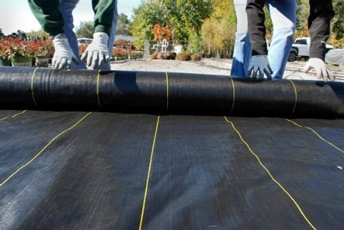 Amazon.com : Synturfmats Weed Control Fabric 4'x250' Heavy Duty Weed  Barrier Landscape Fabric Membrane Ground Cover, UV Resistant : Garden &  Outdoor - Amazon.com : Synturfmats Weed Control Fabric 4'x250' Heavy Duty Weed
