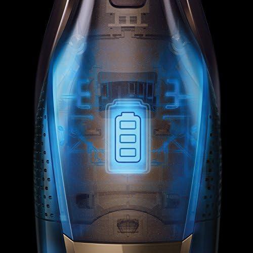 AEG CX7–2-35tm sans sac 0.5L VERT bleuté–Aspirateur balai sans sac, Vert Bleuté, 0,5l, filtrage, 79dB, batterie)