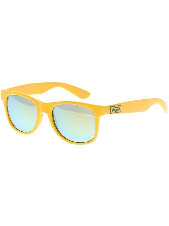 Vans Spicoli 4 Shades - Gafas de sol Hombre, Amarillo (Yellow ...