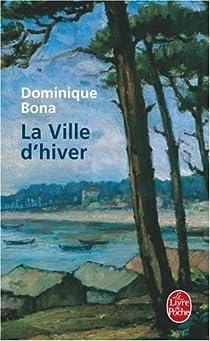 Book's Cover ofLa ville d'hiver