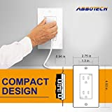 AbboTech 15A Tamper Resistant Duplex Receptacle