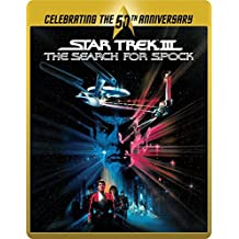 Star Trek 3 - The Search for Spock - Limited Edition 50th Anniversary Steelbook