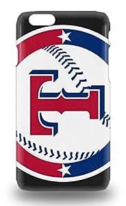 Durable Defender 3D PC Soft Case For Iphone 6 Tpu Cover MLB Texas Rangers Logo ( Custom Picture iPhone 6, iPhone 6 PLUS, iPhone 5, iPhone 5S, iPhone 5C, iPhone 4, iPhone 4S,Galaxy S6,Galaxy S5,Galaxy S4,Galaxy S3,Note 3,iPad Mini-Mini 2,iPad Air )