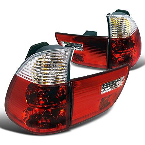 Spec D Tuning LT X500RPW APC Chrome Lights