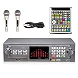 TJ Taijin Media TKR-365HK Home Party Korea Korean Karaoke Singing Machine 500GB HDD System + 2 Microphones + Remote Set /Follow-up TKR-304K