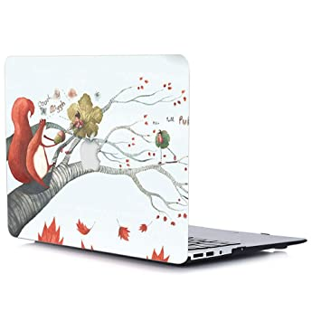 AQYLQ Carcasa MacBook Pro 13 Retina, Cartoon Funda Dura ...