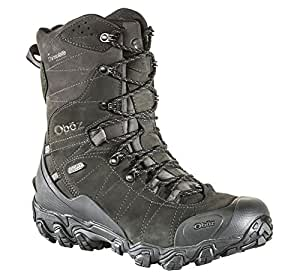 "Amazon.com: Oboz Bridger 10"" Insulated B-Dry Hiking Boots"