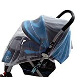 Binmer(TM)Safe Baby Carriage Insect Full Cover Mosquito Net Baby Stroller Bed Net