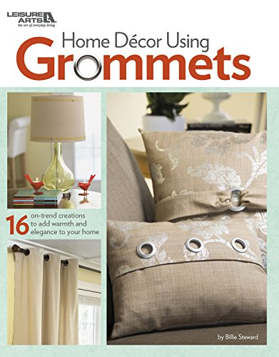 Home Décor Using Grommets: 16 on-trend creations to add warmth and elegance to your home