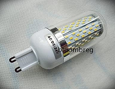 B22 E27 E14 B22 120 3014 Lámparas de ahorro de energía LED Bombilla 24V 6W de maíz Solar de Bajo Voltaje, Luces E27 Luz Blanca: Amazon.es: Iluminación