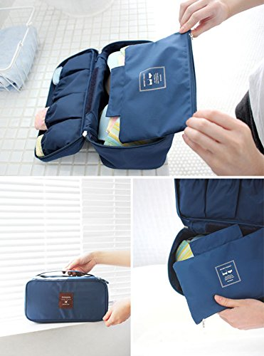 Review Multifunction Cosmetic Bags Cases
