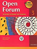 Open Forum Student Book 3, Duncan and Janie Duncan, 0194417859