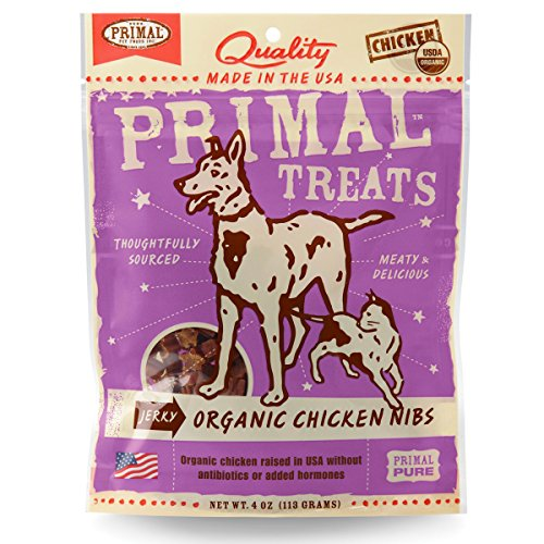 Primal Organic Chicken Nibs (Monster Mouth)