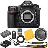 Nikon D850 FX-Format Digital SLR: Nikon D850 45.7 MP Digital SLR Camera (Body Only) Bundle + Sandisk Ultra 64GB High Speed Memory Card - International Version: 1 Year Dealer Warranty