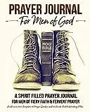 Prayer Journal For Men of God - A Spirit Filled