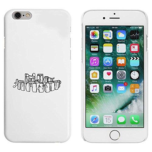 Blanc 'Stonehenge' étui / housse pour iPhone 6 & 6s (MC00084499)