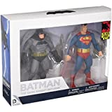DC Collectibles The Dark Knight Returns: 30th Anniversary Superman  amp; Batman Action Figure (2 Pac