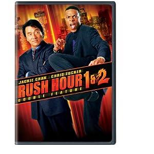 Rush Hour/Rush Hour 2 (DBFE) (2008)