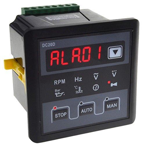 Diesel Engine Start Control module DC20D Intelligent Generator Controller Module