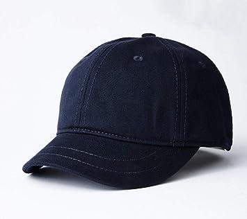 Gorra de béisbol de ala Corta Adulto Verano Sombreros de algodón ...