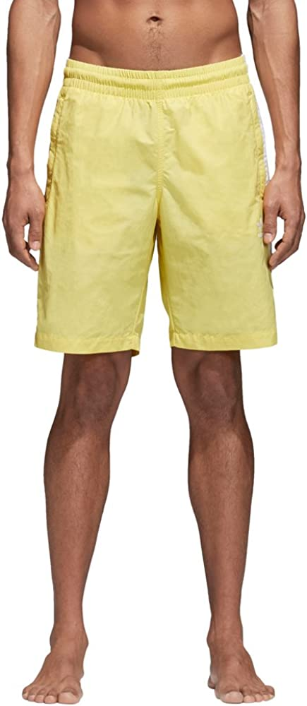 TALLA S. adidas 3-Stripes Swim Bañador, Hombre