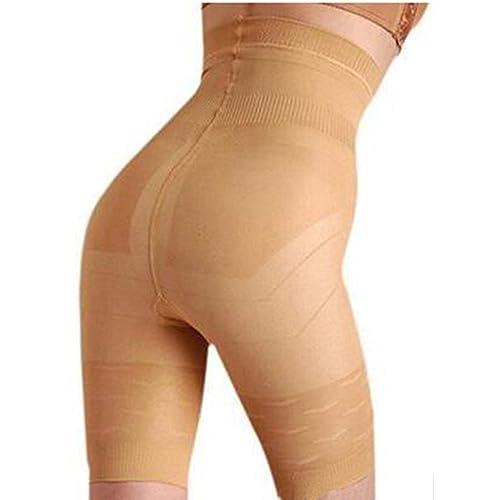 Kiwi-Rata Panty Faja Invisible con Efecto Levanta Colas Caderas Pantalones Moldeadores Fajas Reducto...